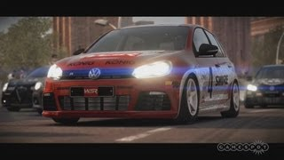 Grid 2 - Elimination and Touge Races Gameplay (Xbox 360)