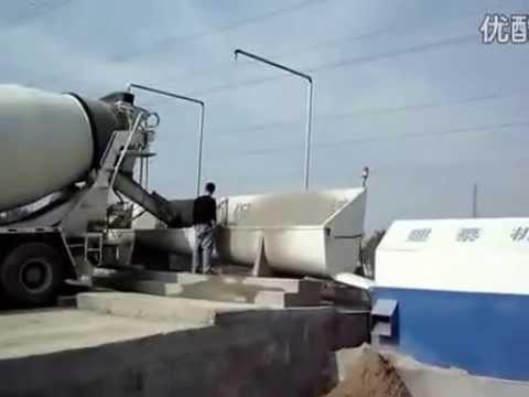 Concrete reclamation machinery- (www.sjdredge.com)