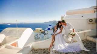 Свадьба на Санторини(Свадебное агентство iMarry. Завораживающие закаты на фоне бескрайней морской глади, уютные панорамные отели,..., 2013-12-04T16:01:37.000Z)