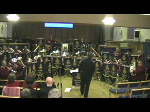 'Exalted' by Portsmouth Citadel Band
