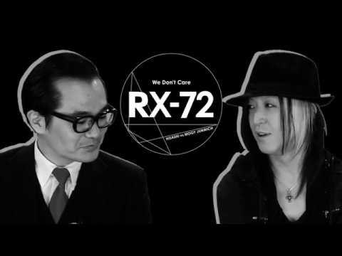 「RX-72 〜 HISASHI (GLAY) vs 茂木淳一 〜」DVD vol.13 & vol.14 SPOT