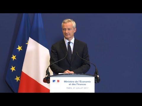 """STX: la nationalisation """"coûtera environ 80 M EUR à l'Etat"""""""