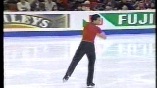 Michael Weiss (USA) - 1998 World Figure Skating Championships, Men