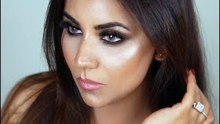SULTRY SUMMER GLOW Makeup tutorial