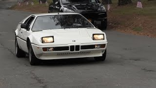 The Legendary BMW M1 - Arrival - Driven by Purpose