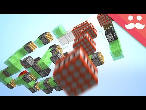 Making TNT CARPET BOMBING Machines in Minecraft!