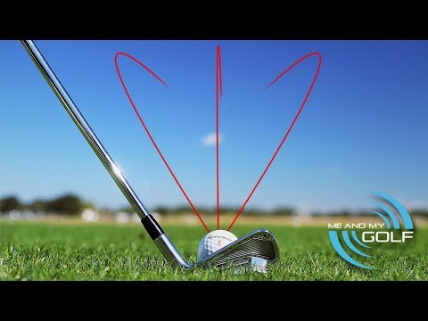 HOW TO DRAW AND FADE YOUR GOLF SHOTS