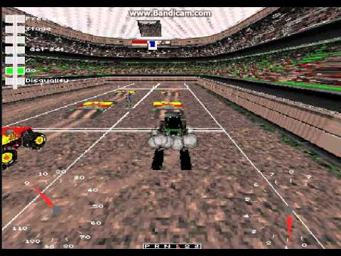 Monster Truck Madness: Drag: RCA Dome