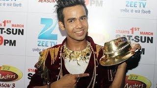 Dance India Dance 4 | Shyam Yadav Win's Sunehri Taqdeer Ki Topi
