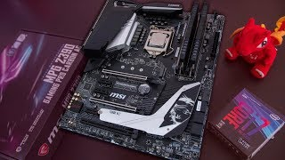 MSI Z390 Gaming Pro Carbon AC Review - Ready for Higher Overclocking