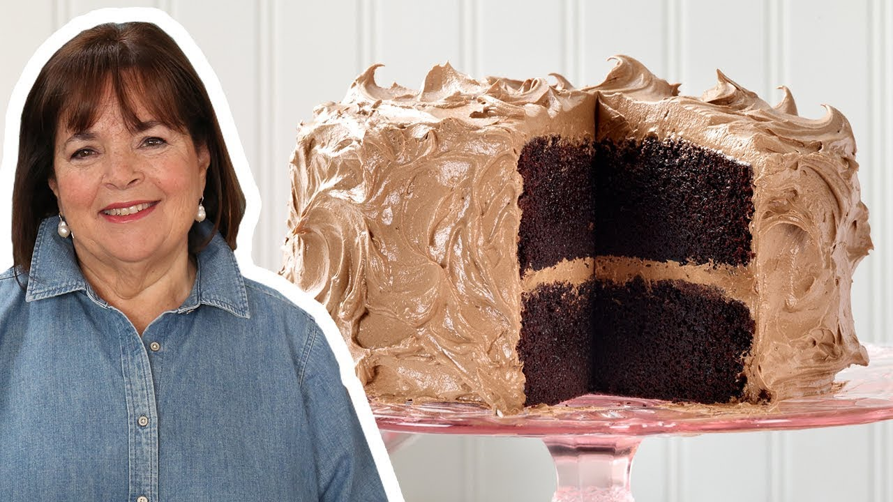 Ina Garten Makes Perfect Chocolate Cake Food Network Youtube,Brown Blue Gray Color Scheme