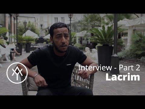 Lacrim : 'Pour arriver où j'en suis, j'ai porté mes couilles' | Interview 2/2
