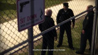 Prison Break: The Conspiracy - Chapter 1 - Solve The Mystery  Cutscenes