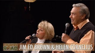 """Jim Ed Brown & Helen Cornelius - """"I'm Leaving It Up To You"""""""