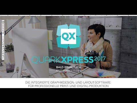 Was ist neu in QuarkXPress 2017 (Überblick)