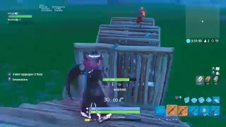 Fortnite grind fight pass and my level ^^ with Biwillix