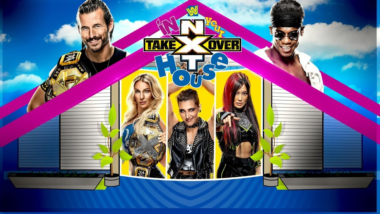WWE NXT TakeOver Reportedly Planned For Summerslam 2021 Weekend 2