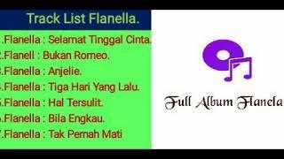 Full Lagu Pilihan Flanella terbaik pada Tahun 2001