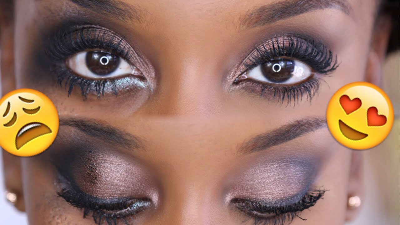 Eyeshadow dos and donts for all eye shapes jackie aina youtube ccuart Choice Image