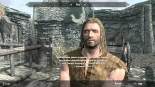 Скурим (Skyrim: Dawnguard) Прохождение (Часть 1)