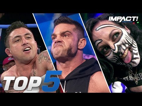 Top 5 Must-See Moments from IMPACT Wrestling for June 14, 2019   IMPACT! Highlights June 21, 2019