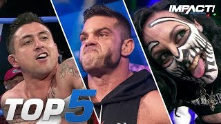 Top 5 Must-See Moments from IMPACT Wrestling for June 14, 2019 | IMPACT! Highlights June 21, 2019