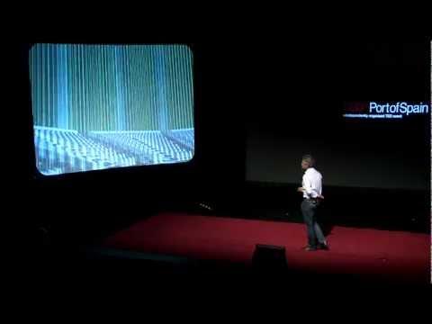 TEDxPortofSpain - Kiran Shiva Akal - The Atma Project