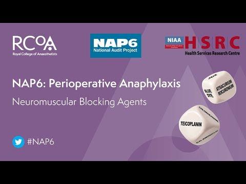 NAP6: Neuromuscular Blocking Agents