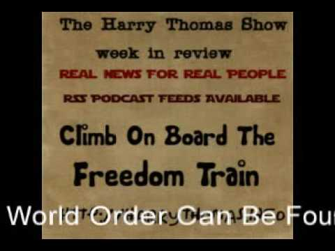 The Harry Thomas Show - An August Update - warning dont take the flu shots part 1 of 2