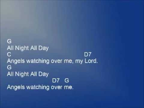 All Night All Day Lyrics and Chords