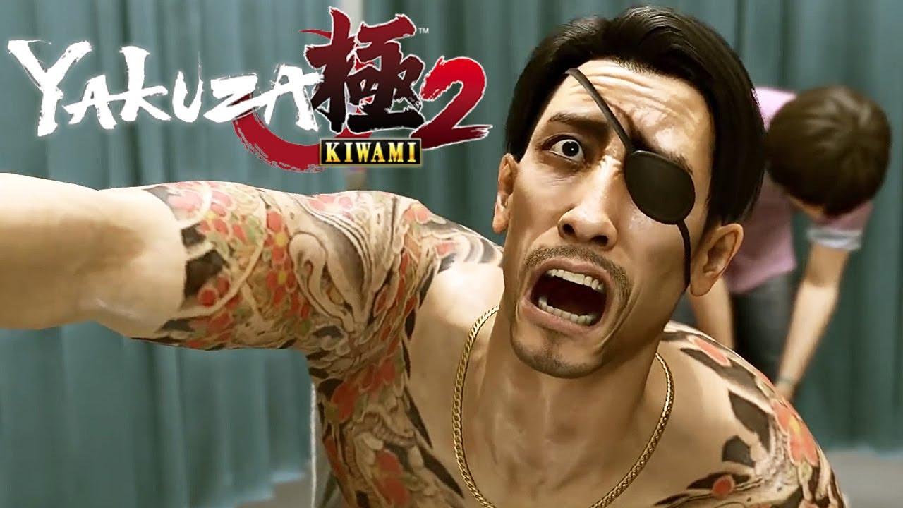 Yakuza Kiwami 2 - Trailer | E3 2018