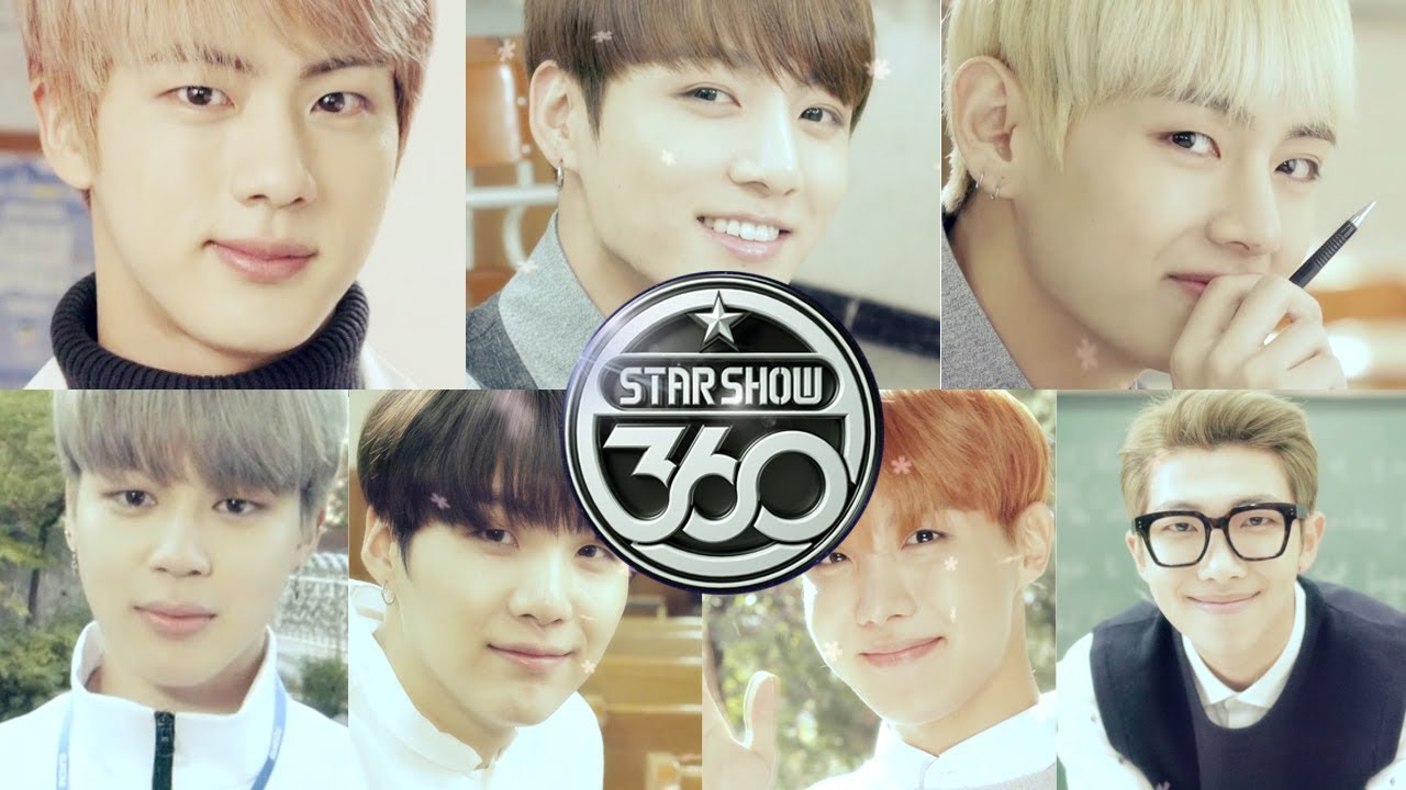 Download What if There Was an Eye Candy BTS High School?! [Star Show 360 Ep 8]