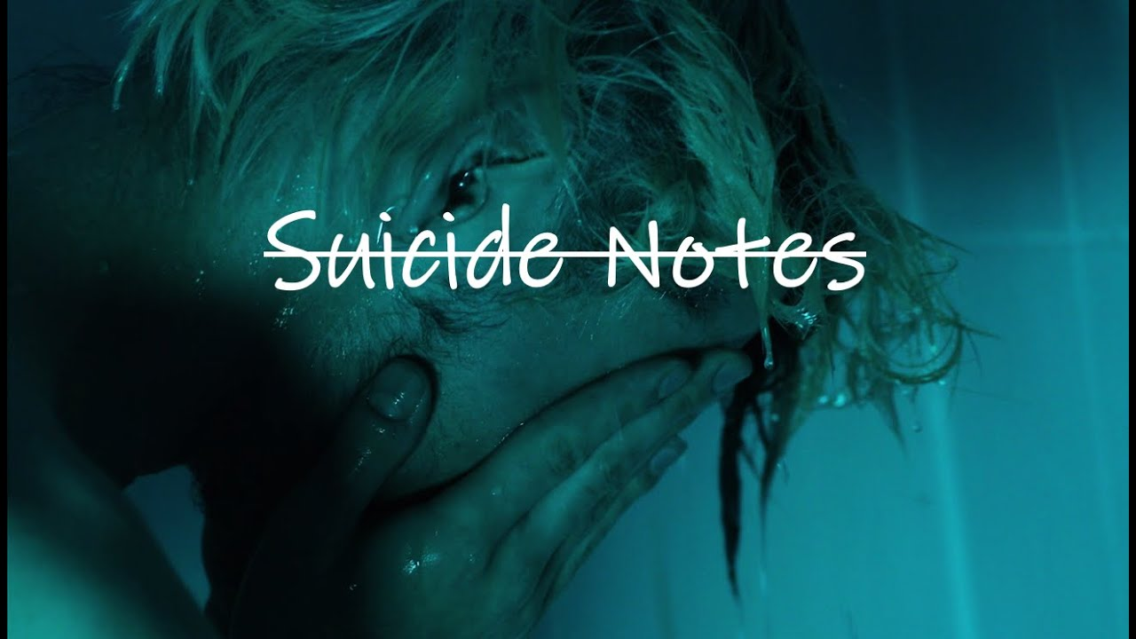 Emo Suicide Notes: SUICIDE NOTES (OFFICIAL MUSIC VIDEO)