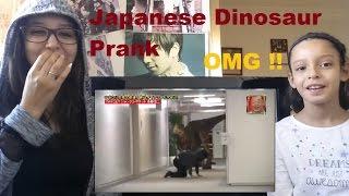 Baixar Japanese Dinosaur Prank _ REACTION