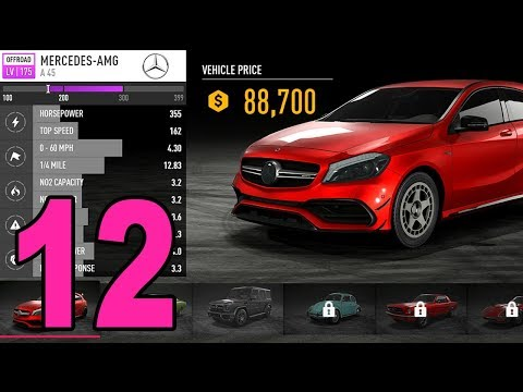 Need for Speed: Payback - Part 12 - Mercedes A45 AMG