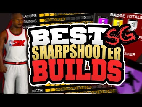 ENDLESS GREENLIGHTS w/THESE BUILDS!! HOW TO MAKE AN OVERPOWERED SHOOTING GUARD BUILD IN NBA2K18!!