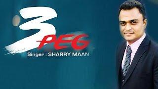 latest punjabi funny song 3 peg 2 full hd video happy manila 2017