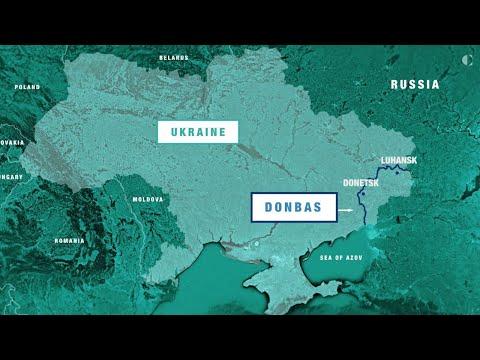 Eastern Ukraine: Different