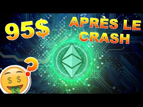 ETC 95$ APRÈS LE CRASH !? ETHEREUM CLASSIC analyse technique crypto monnaie bitcoin