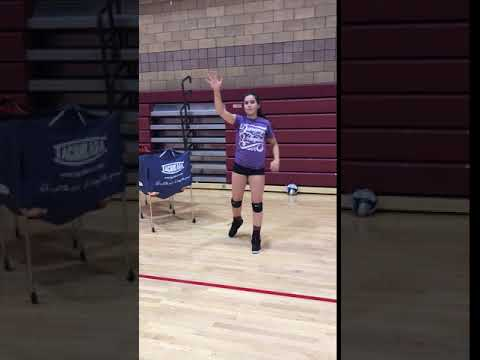 Learn How To Serve A Volleyball Better At Our Weekly Volleyball Voice Boot Camp Classes