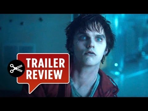 Instant Trailer Review - Warm Bodies (2013) Zombie Romantic Comedy Movie HD