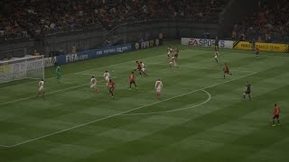 Video Gol Pertandingan AS Monaco vs Stade Rennes