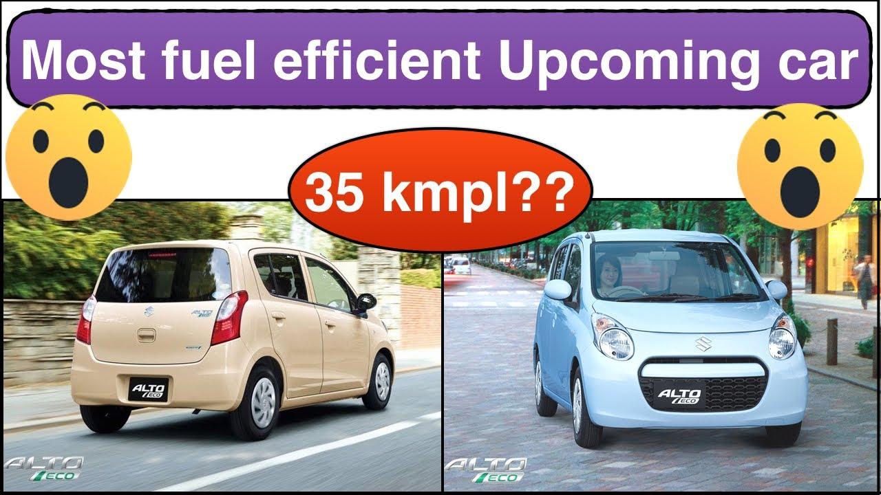Alto Eco 35kmpl | Most fuel efficient maruti suzuki upcoming car Alto eco  price,launch date
