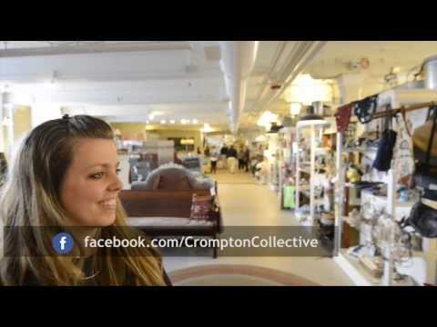 A Look Into Crompton Collective, an Antique Mall in Worcester, MA