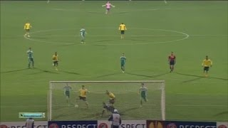 Video Gol Pertandingan Ludogorets vs Lazio