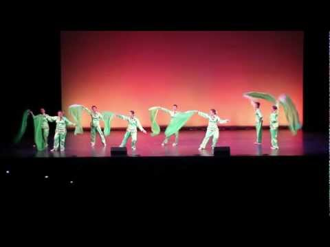 """Chinese Club """"A Match Made in Heaven"""" - WHS Talent Show 2012"""