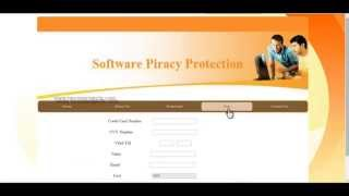 Software Piracy Protection Project