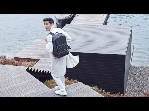 Perfecting the Journey with Daniel Henney — TUMI Fall 2018