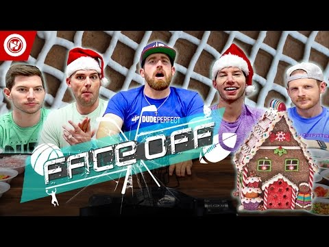 Dude Perfect Christmas Special | FACE OFF