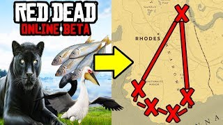 SECRET PATH WILL MAKE YOU RICH IN RED DEAD ONLINE! BEST WAY TO MAKE UNLIMITED MONEY IN RDR2 ONLINE!